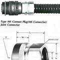 MS 캐논 플러그 접속 콘넥타